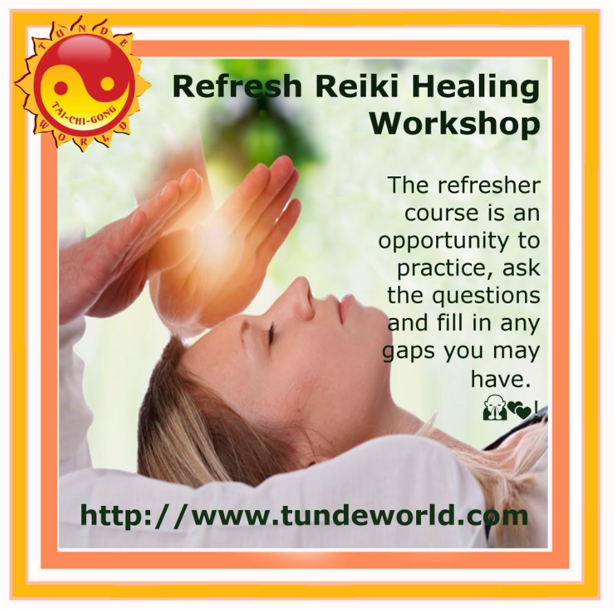 Refresh Reiki