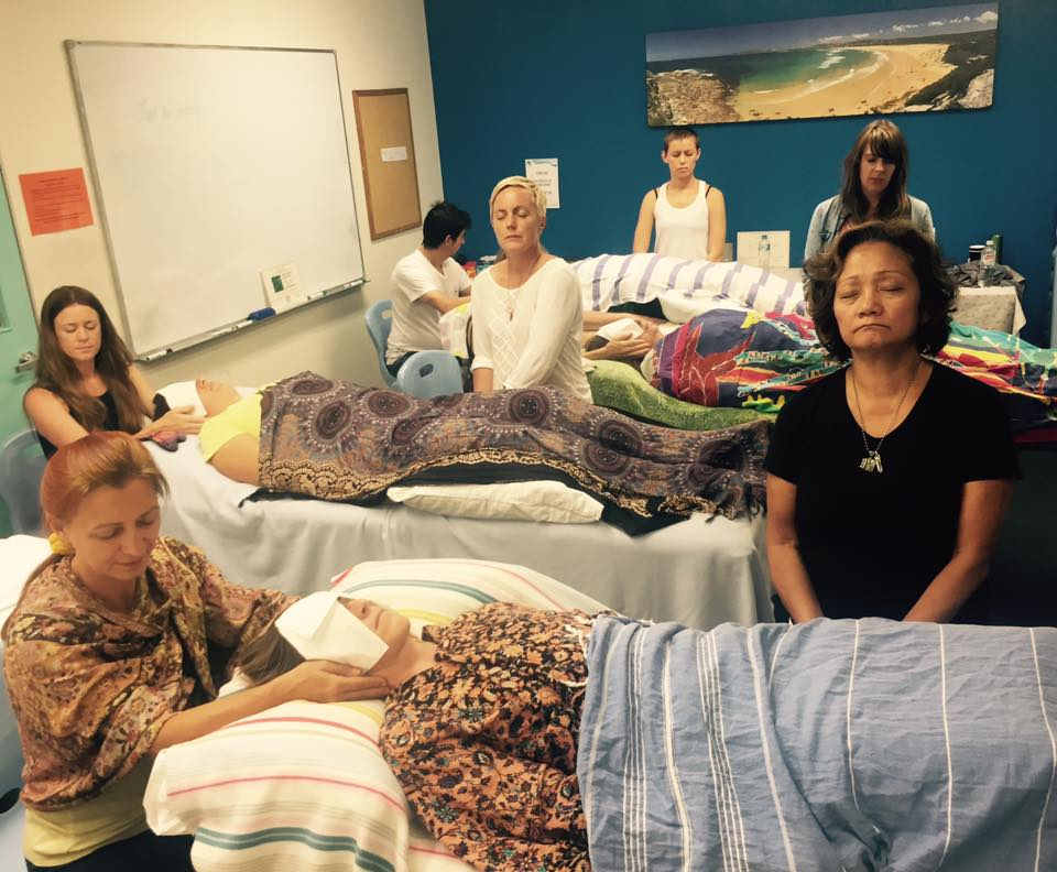 group Reiki Share